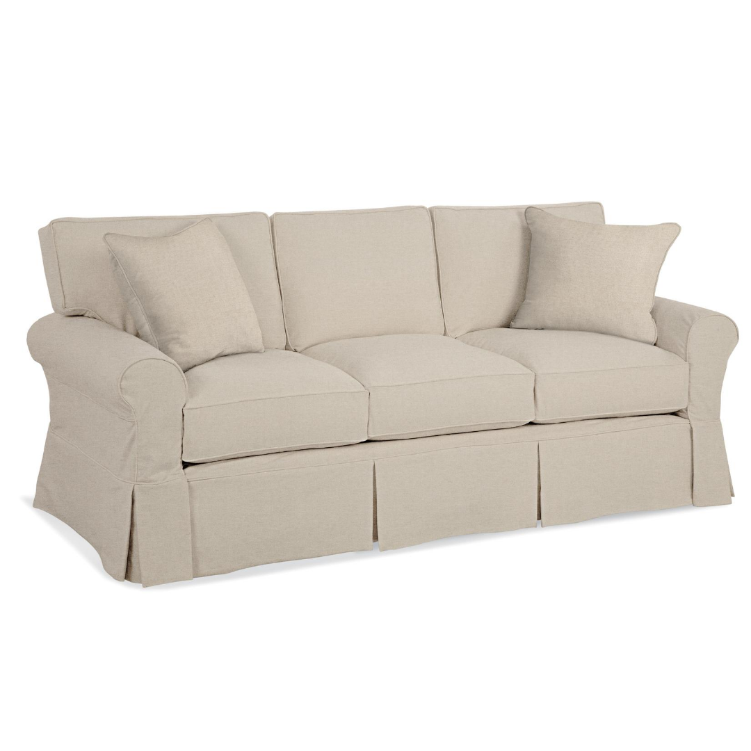 Alex Slipcover Sofa