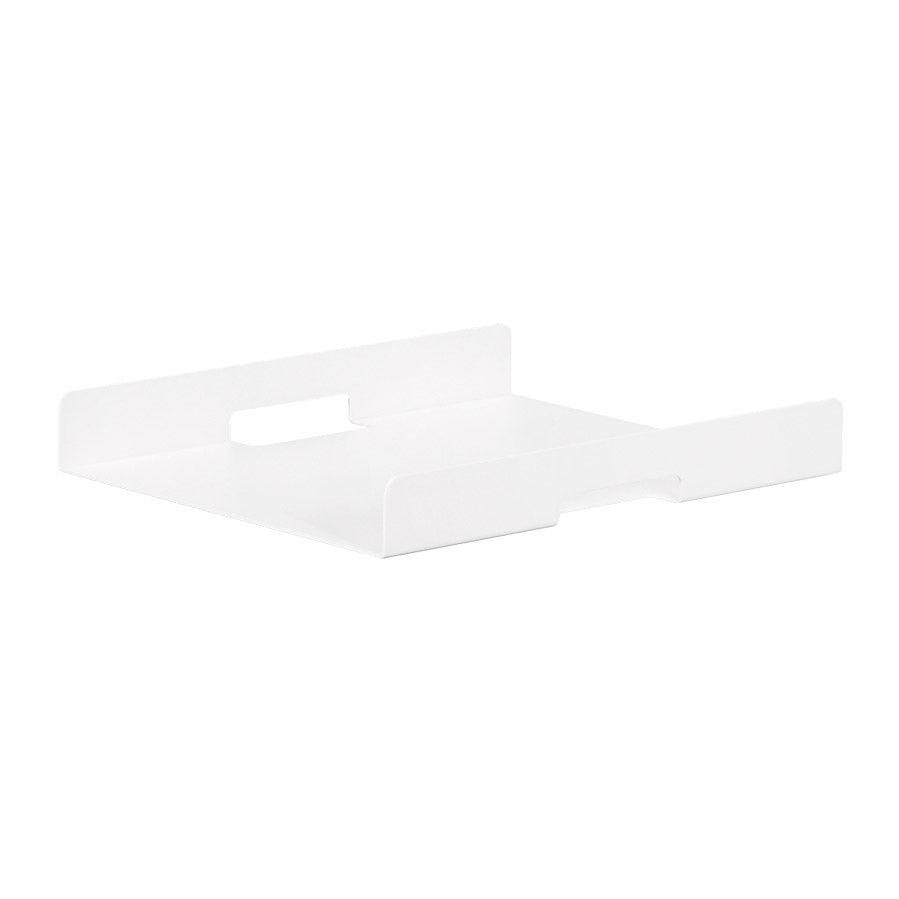 Sedona Aluminum Serving Tray - White