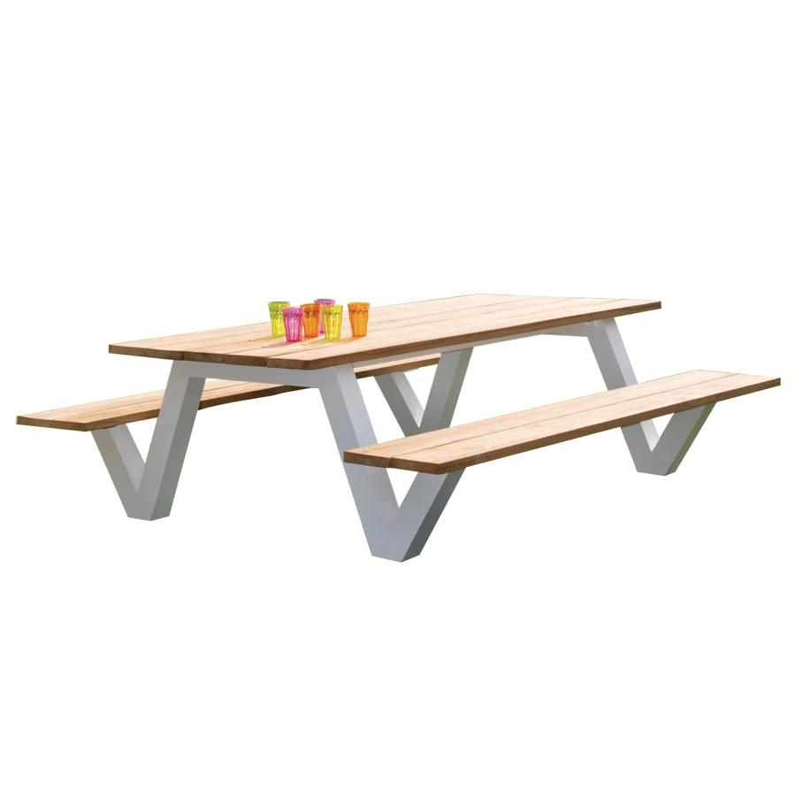 Mountain Picnic Table