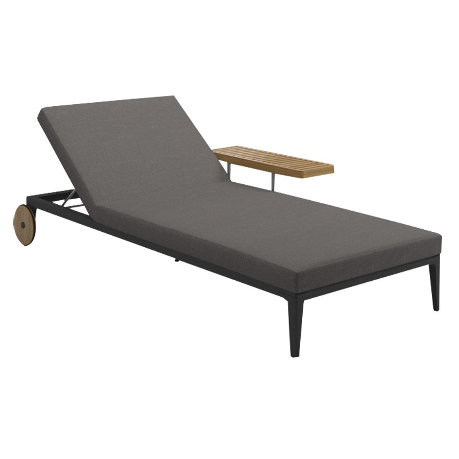 Gloster Grid Chaise Lounge
