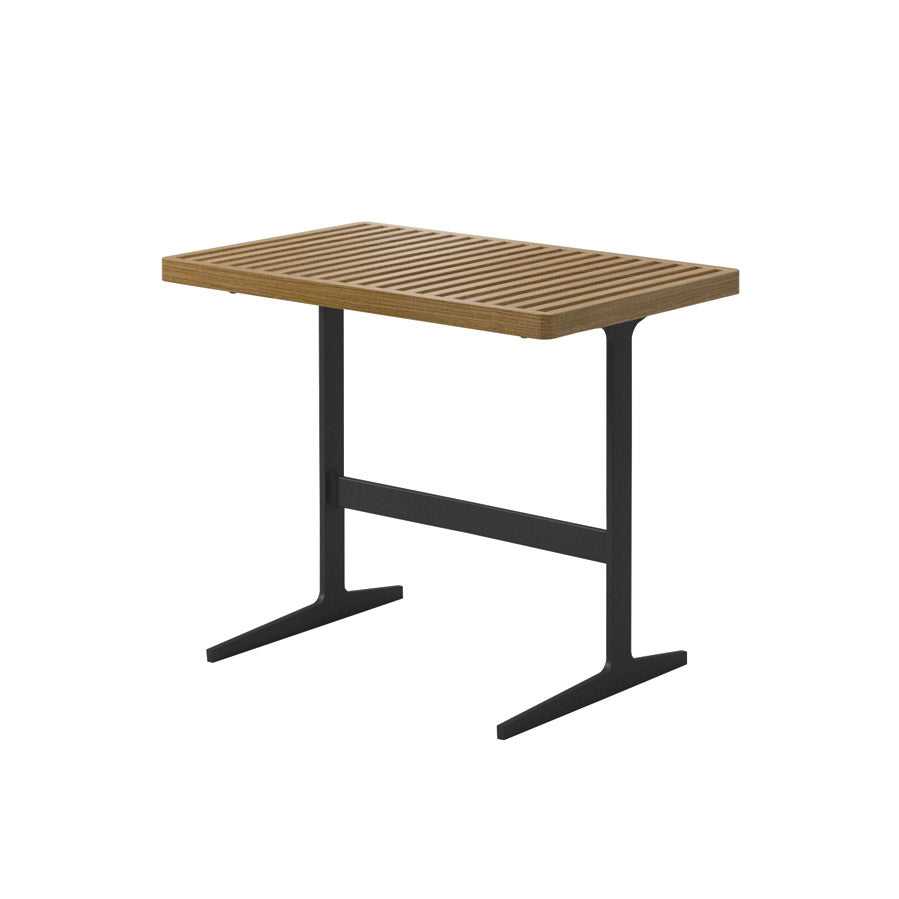 Gloster Grid Side Table