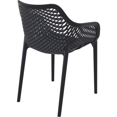 Air XL Arm Chair - Black