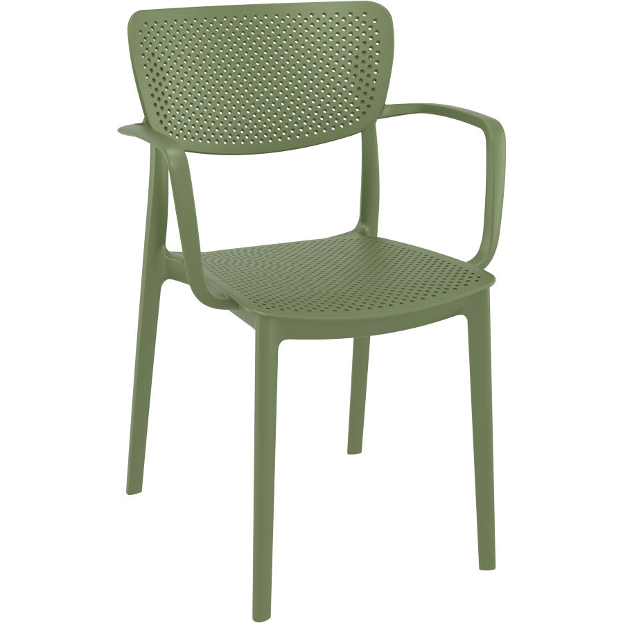 Ora Arm Chair - Green