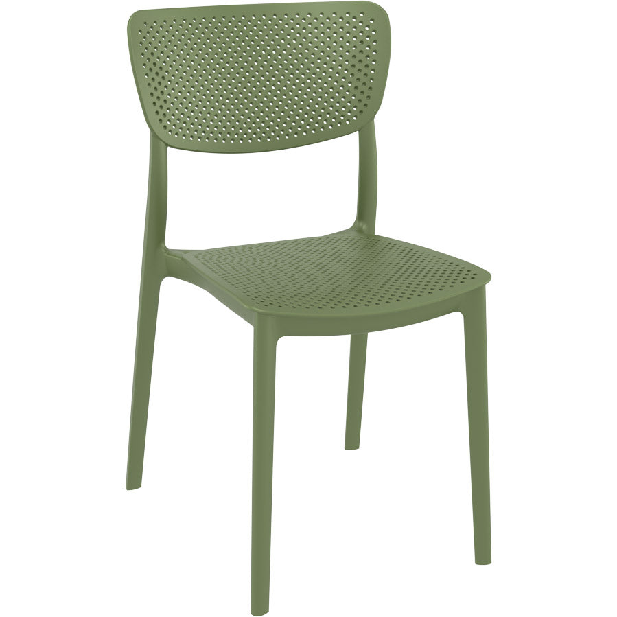 Ora Side Chair - Green