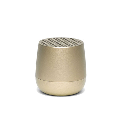 Mino Bluetooth Speaker Gold