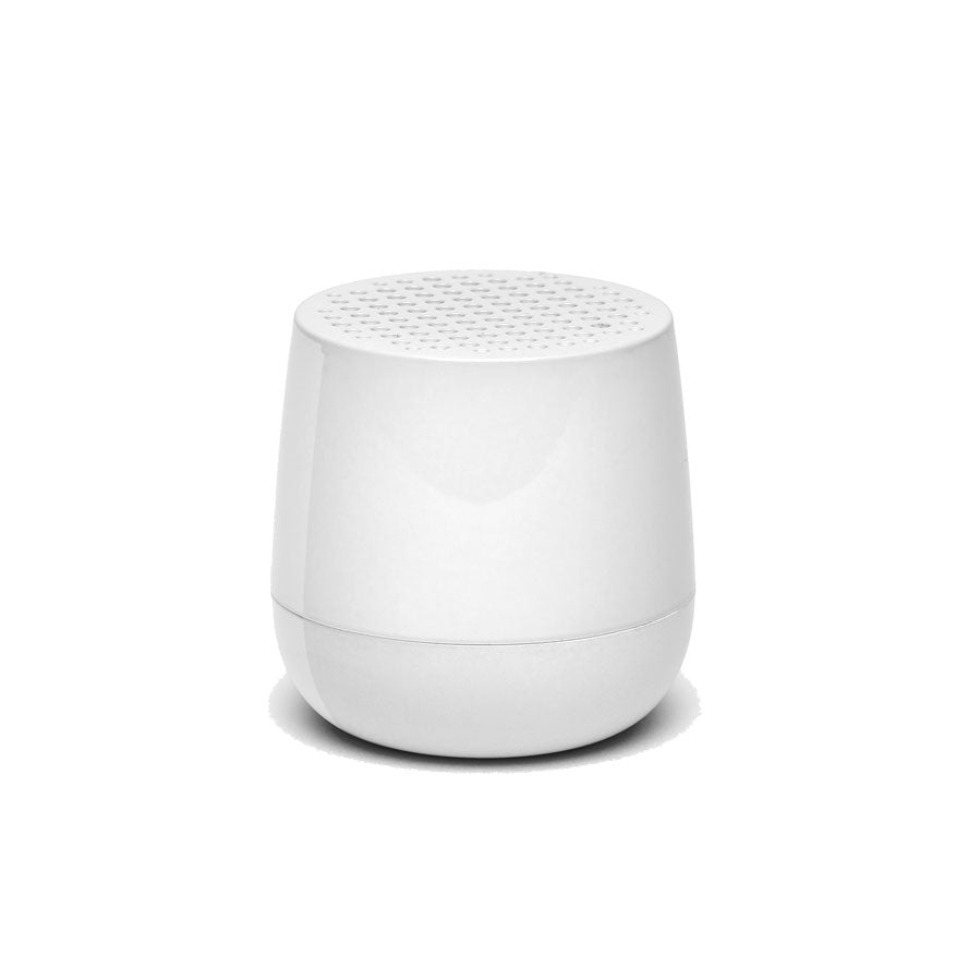 Mino Bluetooth Speaker White