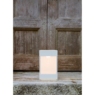 Cubic Lamp - White