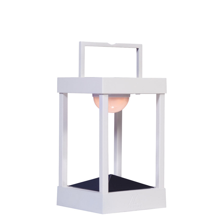 Park Solar Lamp Small - White
