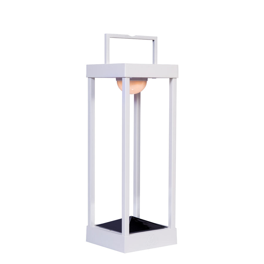 Park Solar Lamp Large - White