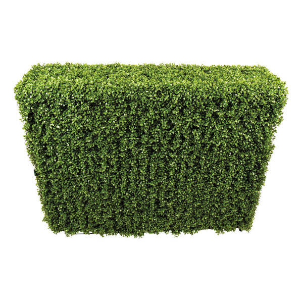 Artificial Boxwood Hedge 48 X 12 X 36 Hauser Stores
