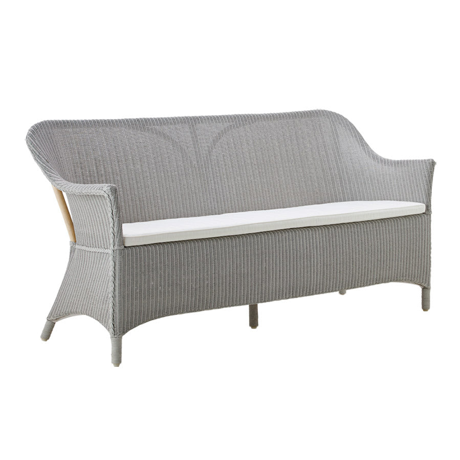 Portland Loom Sofa - Light Grey