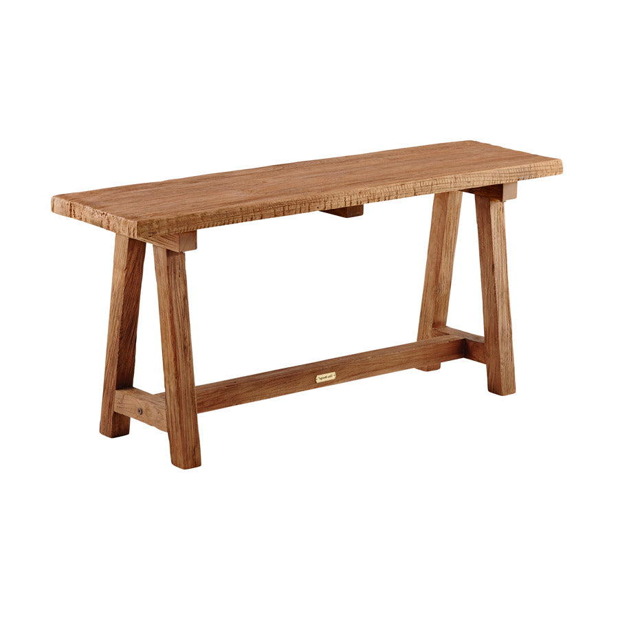 Vince Small Wood Bench