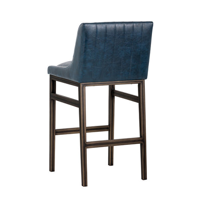 Halden Bar Stool - Vintage Blue