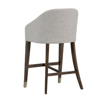Nellie Bar Stool - Arena Cement