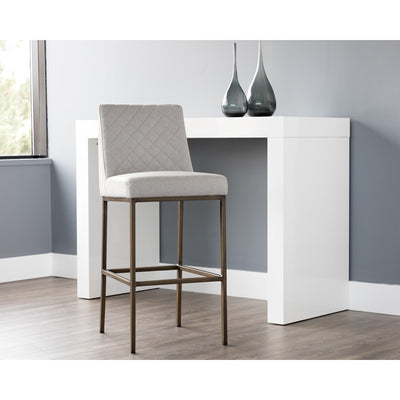 Leighland Stools - Light Grey