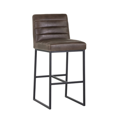 Spyros Bar Stool - Havana Dark Brown