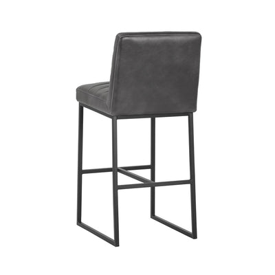 Spyros Bar Stool - Overcast Grey