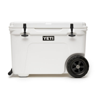 Yeti Tundra Haul White on Wheels White