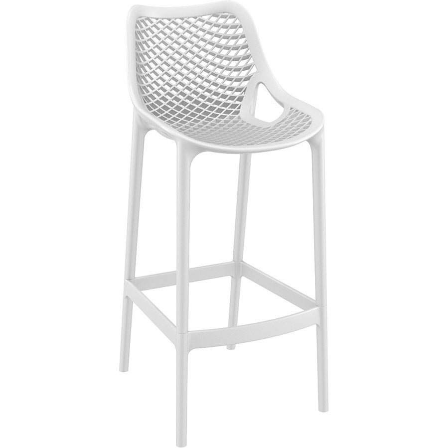Air Barstool - White