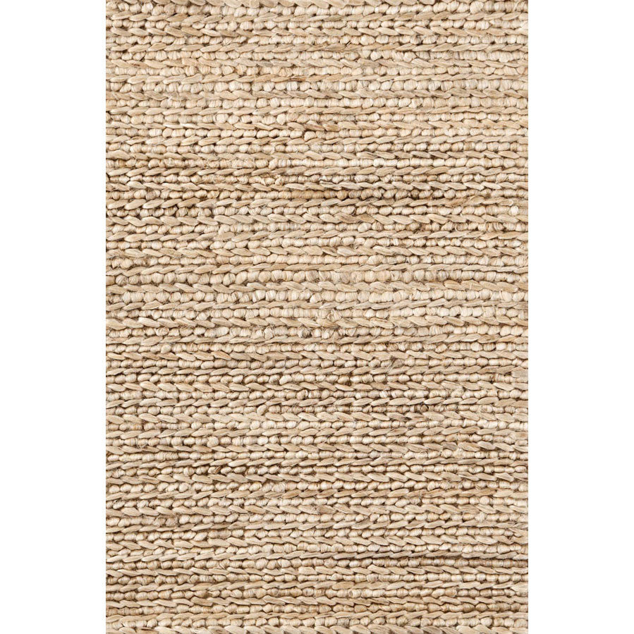 Dash & Albert Jute Natural Woven Rug