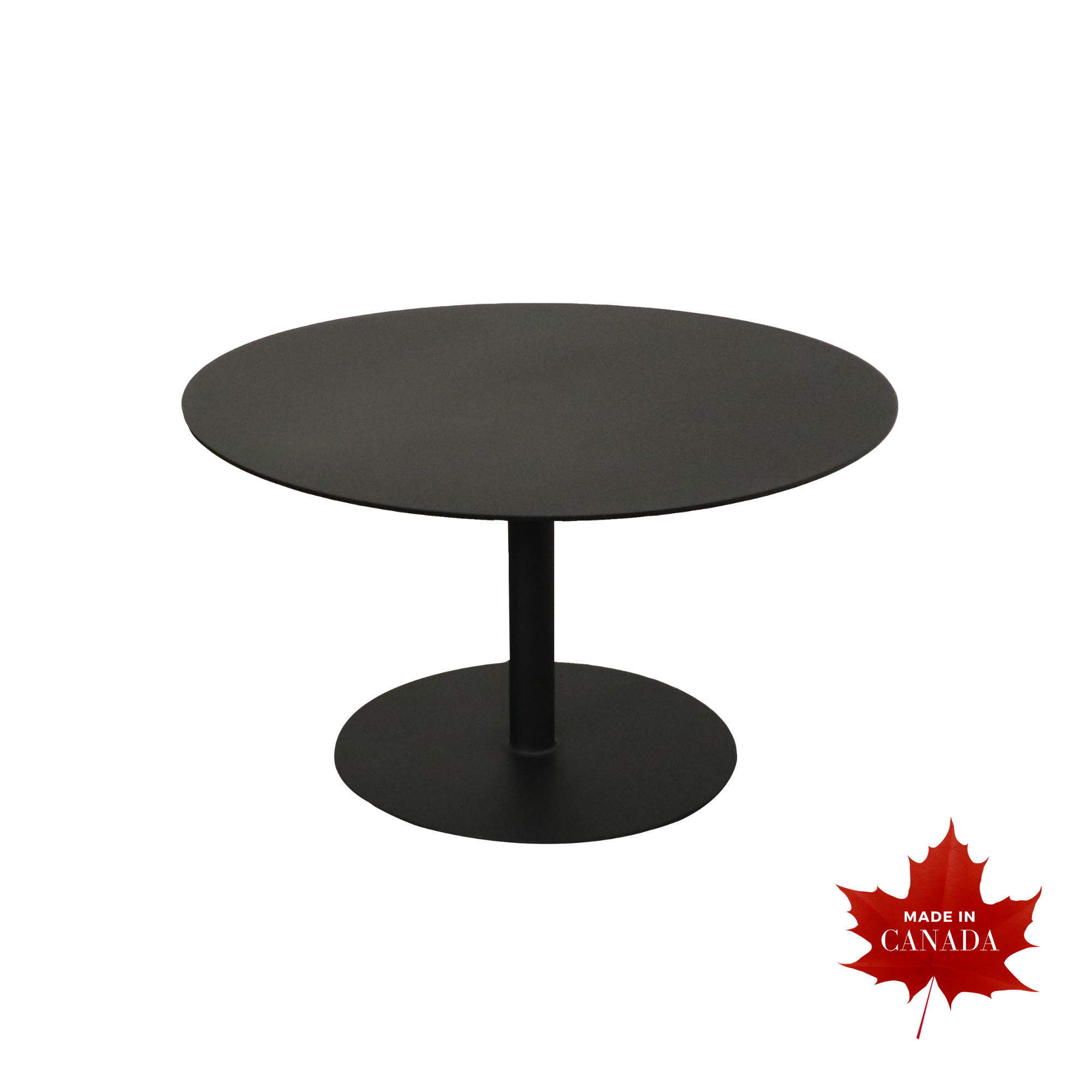 Pedestal Cocktail Table