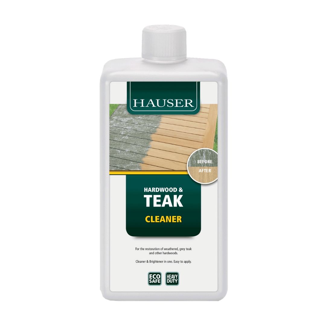 Hauser Teak Cleaner