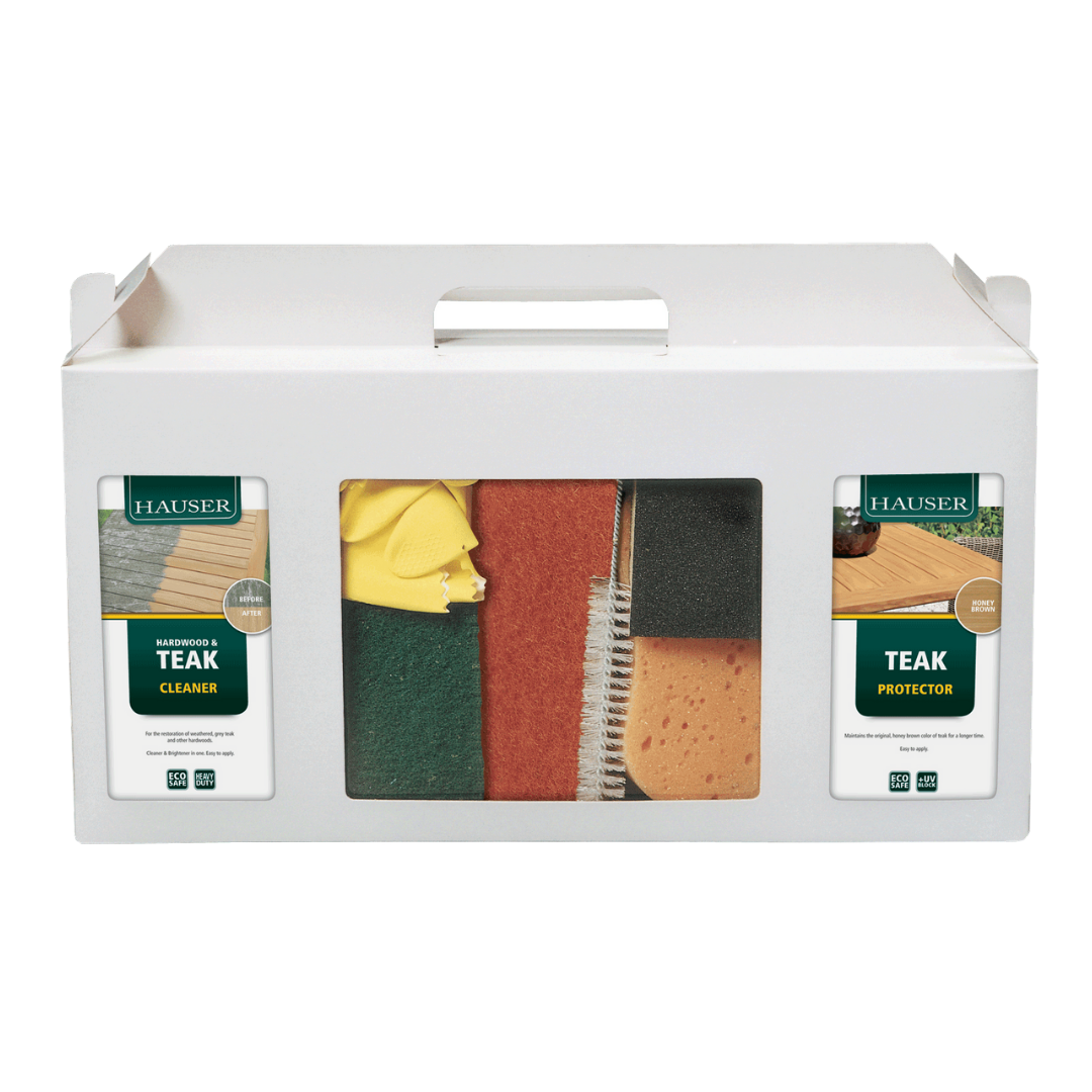 Hauser Care Kit