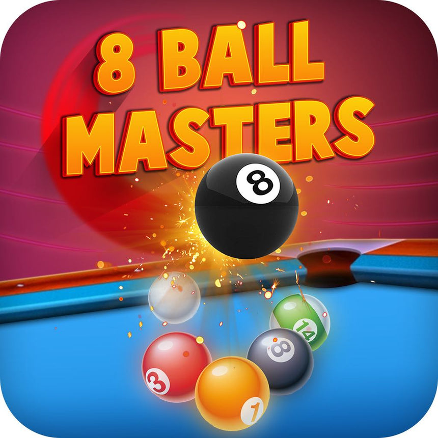 8 Ball Masters for Android Win Money on Your Phone