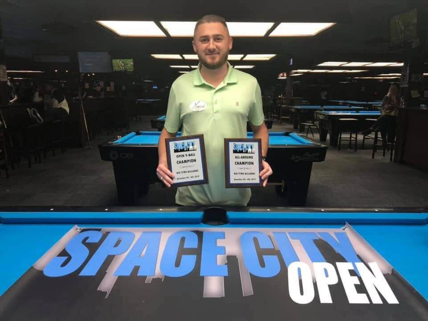 Champions Shine at Space City Open VIII