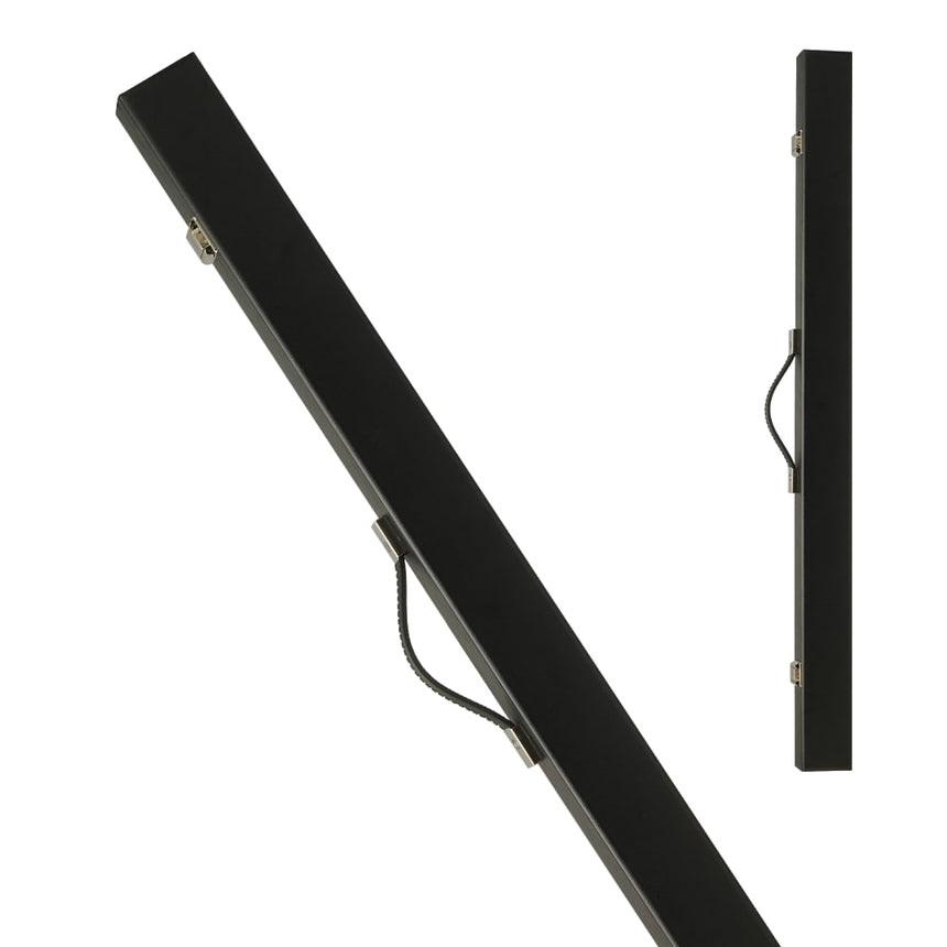 Action ACBX01 1x1 Black Box Cue Case