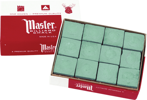 Master Chalk 12 Piece Box - CHM12