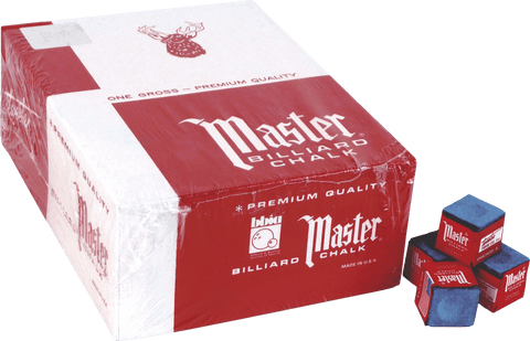 Master Chalk 144 Piece Box