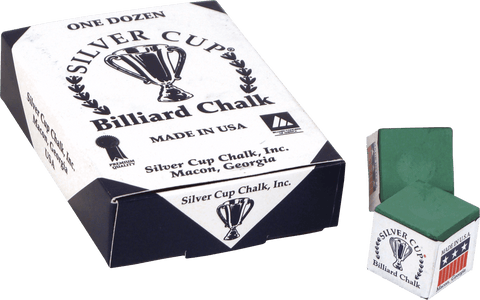 Silver Cup Chalk Box of 12