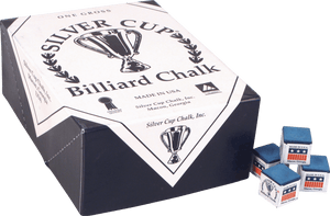 Silver Cup Chalk 144 Piece Box  CHS144