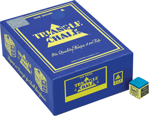 Triangle Chalk 144 Piece Box - CHT144
