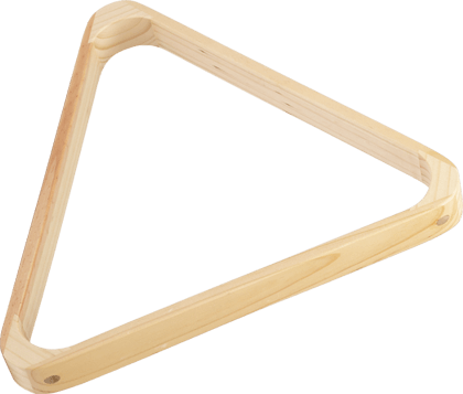 Wooden Triangle Rack