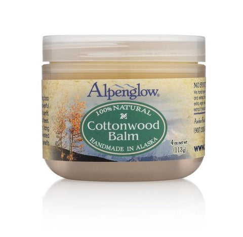 Cottonwood Balm & Massage Oil
