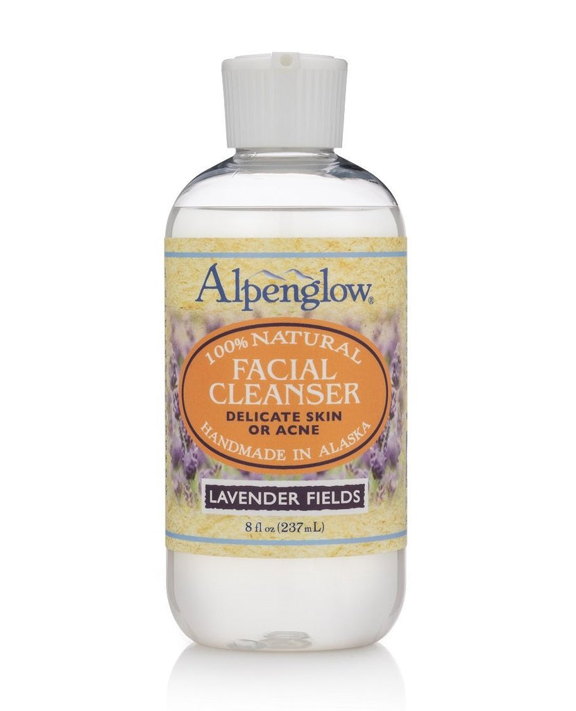 Facial Cleanser - Lavender Fields
