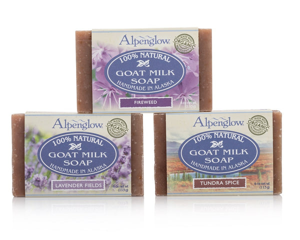 Goat Milk Soap - Fireweed