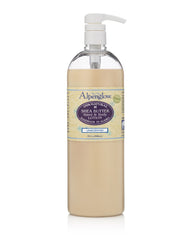 Hand & Body Lotion - Unscented