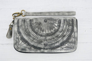 Zip Around Wallets for Women