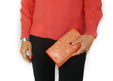 Leather wallets women