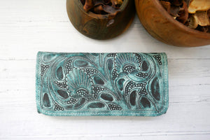 Green Turquoise Women's wallet