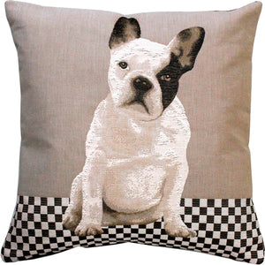 French Bulldog Tapestry Pillow