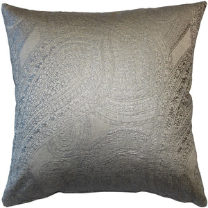 Vicenzo Mercury Throw Pillow 20x20