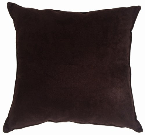 Passion Suede - Black Pillow