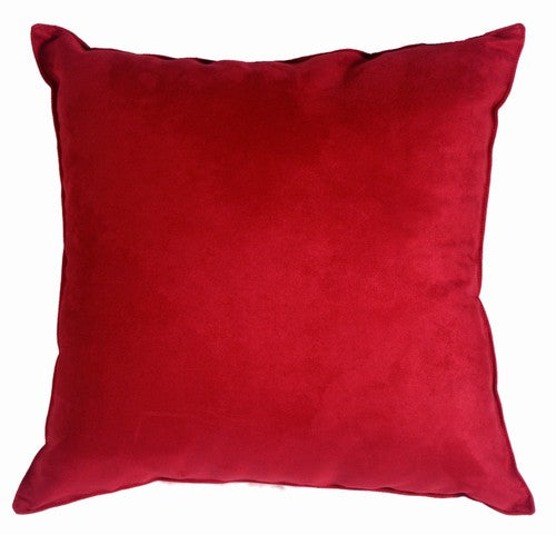 Passion Suede - Lipstick Pillow