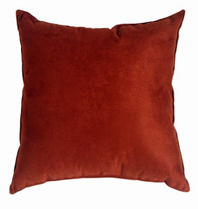 Passion Suede - Henna Pillow