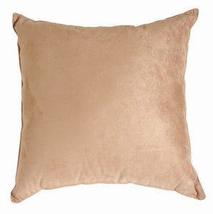 Passion Suede - Camel Pillow