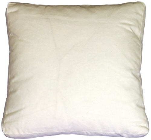 Ivory Box Throw Pillow